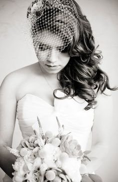 Ah-mazing photo of the bride.