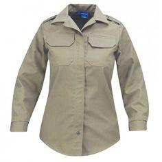 Propper F5300 Women's LDS - Long Sleeve Shirt