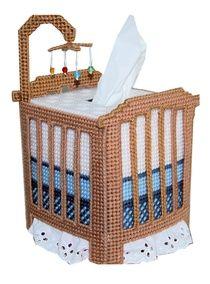 Baby  Bed Tissue Box