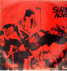 slade alive album cover | Slade Alive (Vinyl Records, LP, CD) on CDandLP