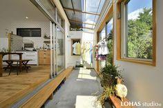 House Balcony Design, Village House Design, Small House Design, Dream House Interior, Studio Interior, Bathroom Interior Design, Dirty Kitchen Design, Indian Home Decor, Japanese House