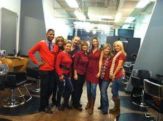 The Happy Family at Salon Central Bethesda