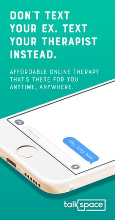 Affordable Online Relationship Therapy w/ Video, Audio and Unlimited Messaging. Plans start at $32/Wk! Chat Online w/ a Licensed Professional Therapist & learn how to reach your relationship goals now!  Whether you need love advice, couples counseling, are struggling with your marriage, suffering from a broken heart, going through a breakup or simply need dating tips, Talkspace will match you to the perfect counselor for your needs. Download the app now!