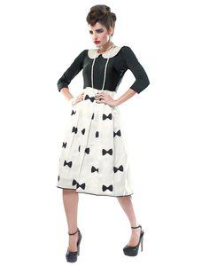 Inddus Exclusive Women Stylish White Bangalore Silk Embroidered Kurti With Sizes - S, M, L, XL.