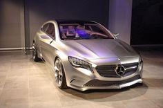 Mercedes Benz Clase A concept @Grupo Itra Mercedes-Benz