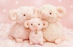 Sheep ♥ Kawaii Plush, Sheep, Teddy Bear, Animals, Plush, Animales, Animaux, Teddy Bears, Animal