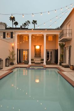 Living With Kids: Laura Tremaine...really cool house in Hollywood!