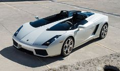 Incredible One-Off Lamborghini Concept S Goes Up For Auction