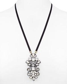"Baublebar Bijoux Pendant Necklace, 39"""