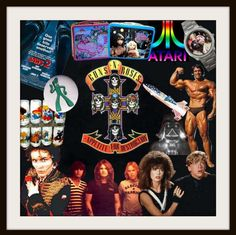 Image detail for -hair metal 80 s pop culture and 80 s trivia