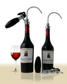 Wine preservation - Wikeeps system - Wine Accessories
