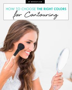 The art of contouring and highlighting can seem like a daunting task as there can be confusion in how to pick the appropriate colors and tones for your specific skin tone. With enough practice and the right contouring shades, this face sculpting method can become an easy addition to your makeup routine. Here are some tips on how to find the right colors to contour your face!
