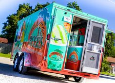 a33d50a25c Bahama bucks sno cones cruising kitchens custom food truck builder mobile  kitchen lounge bar retail shipping container corporate marketing vehicle for