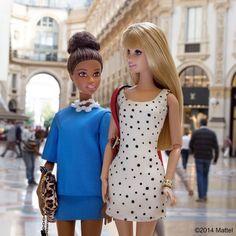 barbiestyle on instagram | Barbie teilt mit uns auf Instagram ihre Fashion Week Looks