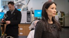 """Elementary: """"The Hound Of The Cancer Cells"""" http://www.avclu 