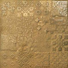 Rendering Gold Tile X Tiles Texture, Travertine, Pattern Design, Gold Pattern, Natural Stones, Building A House, Vintage World Maps, Quartz, Graphic Design