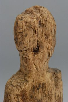 INUIT PREHISTORIC ALEUT WOODEN DOLL – MBAbramGalleries