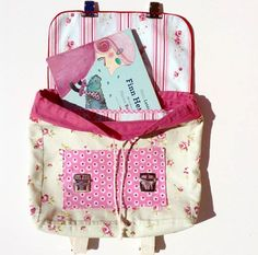Mochila | Backpack by @iremabags. Kids Fashion | FallWinter 2015 collection