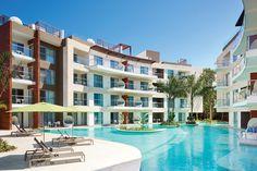 All-inclusive family resort in Riviera Maya Mexico   Azul Beach Resort The Fives