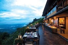 View from Restaurant Terrace!!