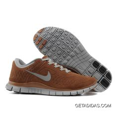 296e80103cf4 Nike Free 4.0 V2 Anti Fur Chestnut Light TopDeals