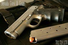 Colt Defender 45ACP. Want!!!