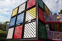 Disney World Pop Century Resort   Walt-Disney-World-Pop-Century-Resort-Rubiks-Cube