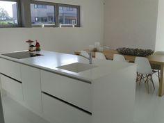 Kitchen Island, Kitchen Stuff, Google, Home Decor, Island Kitchen, Decoration Home, Room Decor, Home Interior Design, Home Decoration