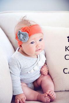 Cute t-shirt headband