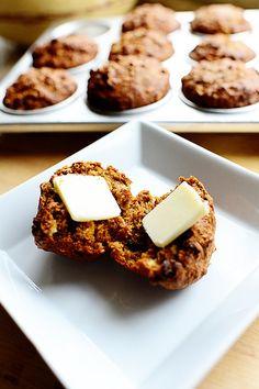 Moms Healthy Muffins by Ree Drummond / The Pioneer Woman, via Flickr
