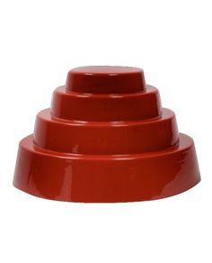 adb04738e2a Hats and Headgear 155349  Men S Devo Energy Dome Costume Hat Red 1980 S New