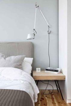 Minimal Apartment Bedroom 2