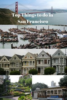 With the Golden Gate Bridge, Lombard St, Pier 39 and more there is a lot do in San Francisco, CA.