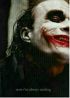 Heath Ledger as The Joker Der Joker, Heath Ledger Joker, Joker Art, Joker Batman, Joker Photos, Joker Images, The Dark Knight Trilogy, Batman The Dark Knight, Kings & Queens
