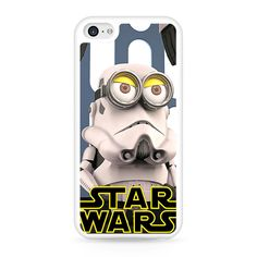Minion Star Wars Stormtrooper iPhone 5C Case