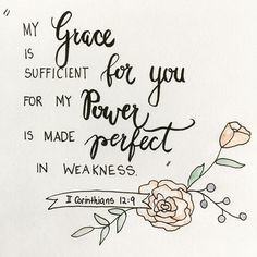 It's the Lord who sustains you through trials, pushing you and making a way. HIS power is made perfect in weakness. Read  2 Corinthians 12:9-8 and repent of your sins and turn to the Lord. G-d's power is made perfect in weakness because it shows that G-d and only G-d can deliver.  #bibleverses #biblequotes #biblejournaling #lettering #doodle #drawing #markers #watercolour #calligraphy #brushlettering #planneraddict #topography #lettering #handlettering #bible #jesus # #inspiration #art Inspirational Bible Quotes, Bible Verses Quotes, Bible Scriptures, Faith Bible, Faith In God, Christian Love, Christian Quotes, Cute Bibles, Magic Quotes