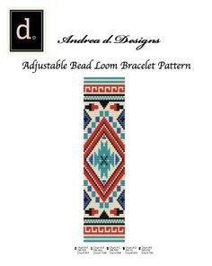 INSTANT+DOWNLOAD+PDF+Native+American+Style+Loom+por+dvorakdesigns,+$4.00