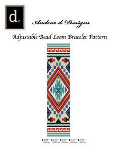 INSTANT DOWNLOAD PDF Native American Style Loom par dvorakdesigns