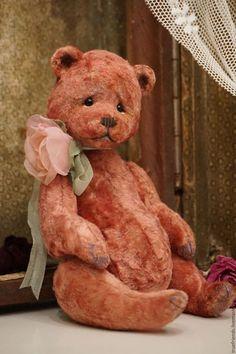 Old Teddy Bears, Vintage Teddy Bears, My Teddy Bear, Teddy Bear Party, Teddy Bear Cartoon, Bear Character, Teddy Toys, Bear Doll, Pooh Bear