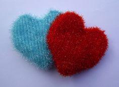 Putzschwamm Herz