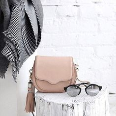 Nothing beats a great saddle bag. // Follow @ShopStyle on Instagram to shop this look