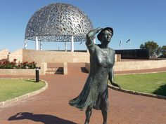 Geraldton in Western Australia Next Holiday, Public Art, Western Australia, Perth, All Over The World, Vietnam, Beautiful Places, Lion Sculpture