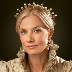 Joely Richardson as Catherine Parr in The Tudors