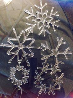 Snowflakes - Delphi Artist Gallery