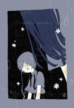 มติ KNOCK OUT 🎃 в Твиттере: «Inktober 6 : Antarcticite & Phosphophyllite (drooling)… Manga, Pixiv Fantasia, Otaku, Anime Life, Tumblr, Anime Art, Cool Art, Character Design, Illustration Art