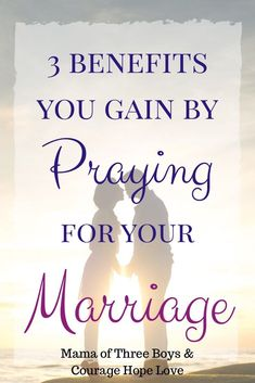 Praying for your marriage #marriage
