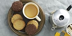 I Quit Sugar: Simply Sweet Biscuits recipe - Both delicious! Sugar Free Treats, Sugar Free Vegan, Sugar Free Recipes, Almond Recipes, Dairy Free, Healthy Sweet Treats, Healthy Cookies, Healthy Snacks, Healthy Eating