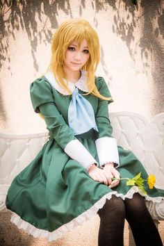 Ib (game) Cosplay Mary
