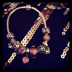My pandora bracelet {Pretty! -PandoraMOA}