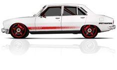 Peugeot 504 by on DeviantArt Mobile Legends, Dracula, Custom Art, Motor Car, Rats, Peugeot, Vintage Cars, Classic Cars, Garage